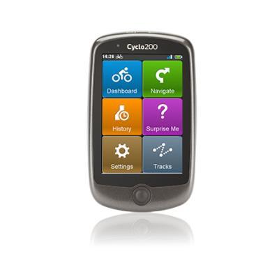Navegador GPS Mio Cyclo 200