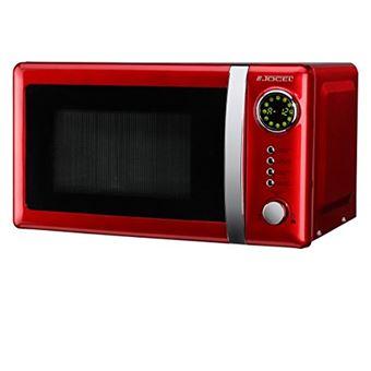 Microondas Jocel JMO001344 Independiente 20L 700W Rojo