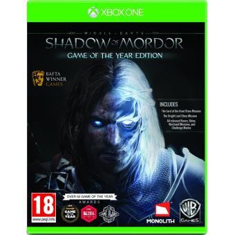 Middle-earth: Shadow of Mordor Goty (xbox One) [importación Inglesa]