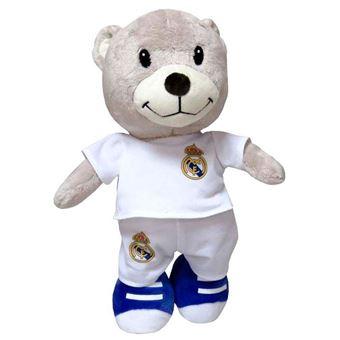 Peluche Osito Real Madrid 30cm