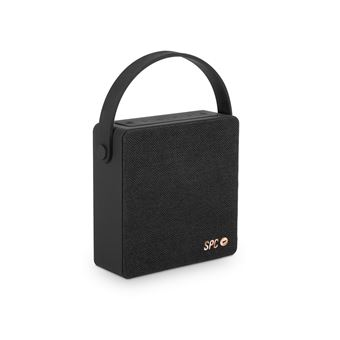 Altavoz Inalámbrico spc big one Speaker Negro - Bluetooth V2.1 edr - 10w - Alcance 10m - Bat. 2200ma