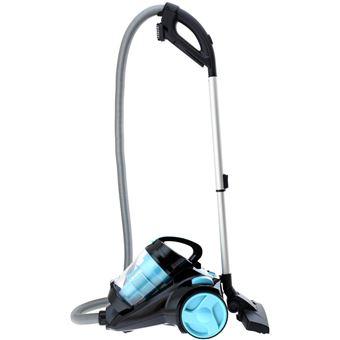 Aspirador sin bolsa HKoenig SLS890 1600W negroy azul