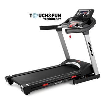 Cinta de correr electrica plegable BH Fitness boxster tft 20 km/h superficie 140 x 51 cm inclinación electrica 12% max touch&fun technology 8 aã±os de garantía 10004236
