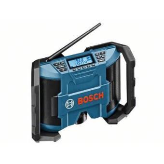 Bosch GML 10,8 V-LI Professional Portátil Digital Negro, Azul radio