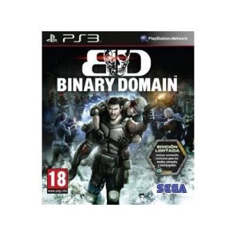 Binary Domain - Edición Limitada -  Playstation 3