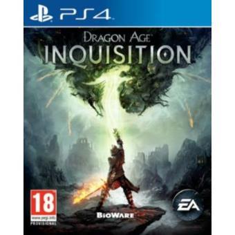 Dragon Age Inquisition (PS4) [Importación inglesa]