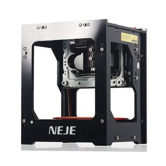 Máquina de grabado láser NEJE DK - BL1500mw compatible con grabador láser Windows iOS 9.0
