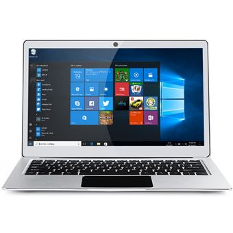 PC Portátil JUMPER Ezbook 3 PRO 13.3' Windows10 6GB+64GB Notebook HDMI Dual WiFi, Plata