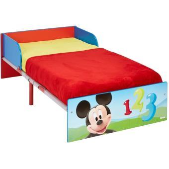 Cama Para Niños Mickey Mouse Cm Roja 143x77x43 WORL119013, Cama Para Niños,  Los Mejores Precios | Fnac