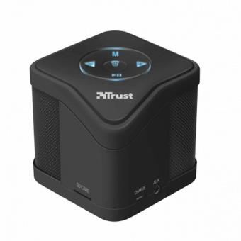 Altavoz Trust Urban Muzo Wireless Bluetooth Black - MP3 - Micro SD - Func. Manos Libres - Incluye ca