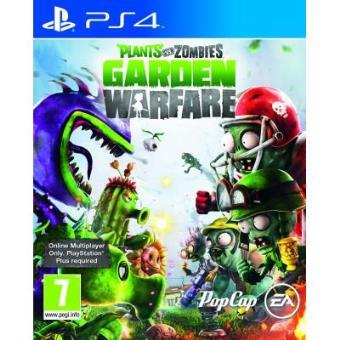 Plants Vs Zombies Garden Warfare (Playstation 4) [Importación inglesa]