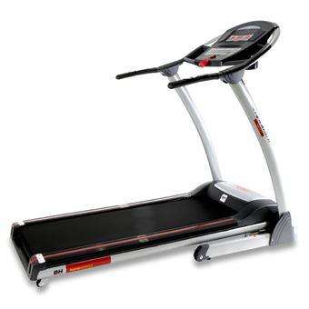Cinta de correr plegable BH Fitness impulse dual ii 18km/h inclinación 12% 10001332