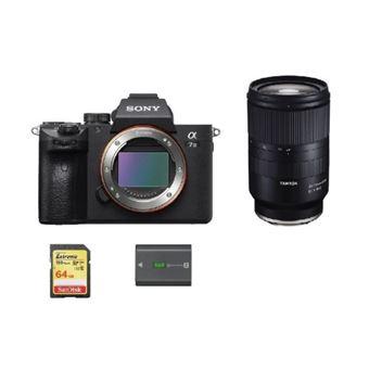 Sony A7 III + Tamron 28-75mm F2.8 Di III RXD (A036) Sony E + SD 64Go + Sony NP-FZ100 Battery