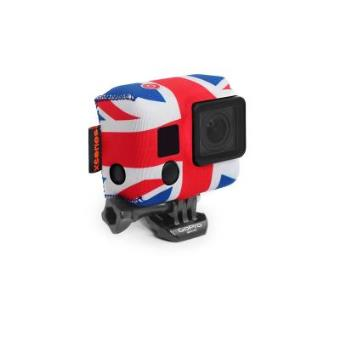 Funda con función de Xsories Tuxsedo UK Riot protección para cámaras GoPro 3+