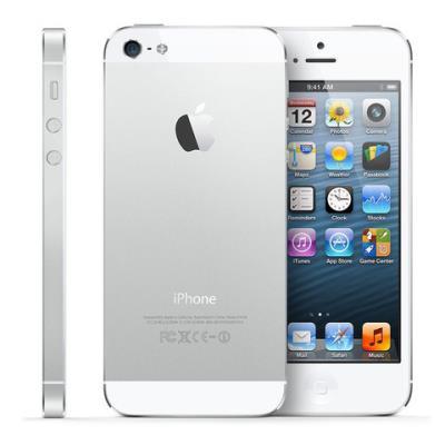 Apple Iphone 5s 32gb Plata