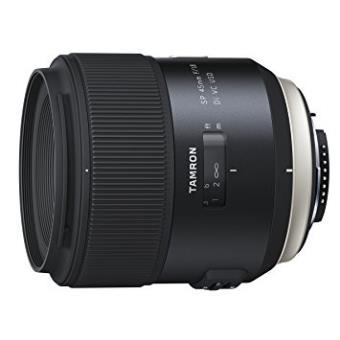 Tamron sp - Objetivo Para Sony Dslr (distancia Focal Fija 45 mm, Apertura F/1.8, di, Usd, Diámetro Filtro: 67 Mm)
