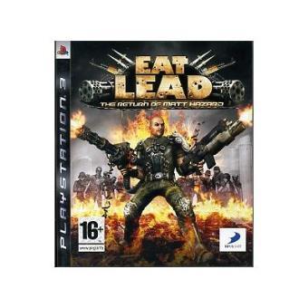Eat Lead - Playstation 3
