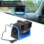 Mini ventilador de aire acondicionado para ventilador de coche 12V