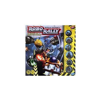Juego De Mesa Hasbro Roborally Nueva Edicion Juegos De Tablero Los