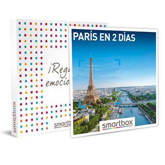 París en 2 días Caja regalo Smartbox 20 estancias en hoteles de hasta 4*
