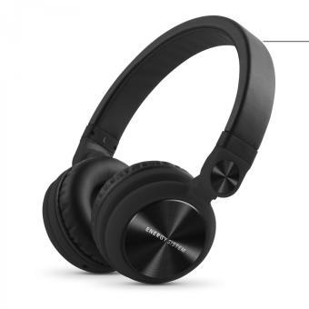 Auriculares Energy Sistem 425877 - de diadema cerrado (3.5 mm, 32 ohmios, micrófono) Negro