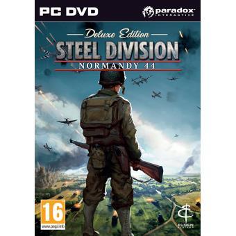 Steel Division Normandy 44 Deluxe Edition (pc Dvd) [importación Inglesa]