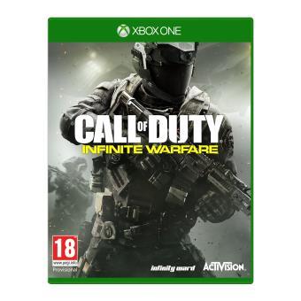 Call of Duty: Infinite Warfare (xbox One) [importación Inglesa]
