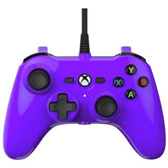 Mini Controller POWER - Cableado - Púrpura - Xbox One