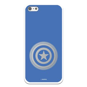 funda iphone 5 capitan america