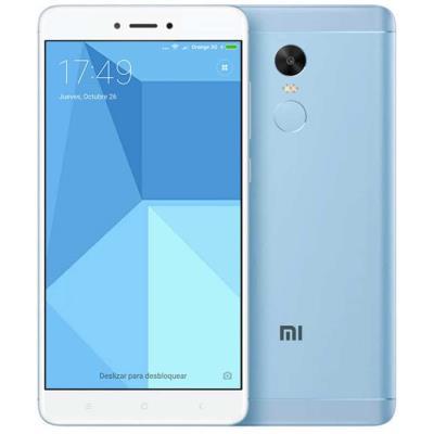 TelĂŠfono MĂłvil Xiaomi Redmi Note 4X 3Gb/32Gb Azul Claro