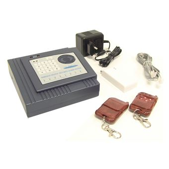 Alarma para teléfono fijo BeMatik con teclado B