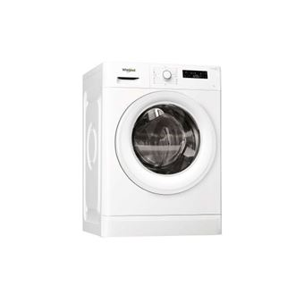 Lavadora Whirlpool FWF81283W Independiente Carga frontal 8kg 1200RPM A+++ Color blanco Lavadora