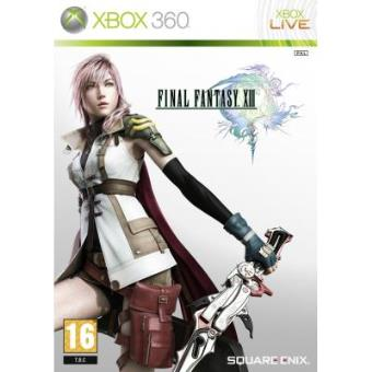 Final Fantasy XIII Xbox 360, Importación inglesa