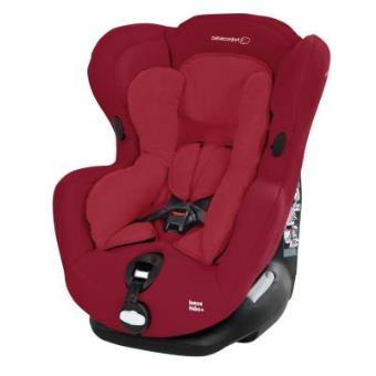 Silla de Coche del Grupo 0+/1 Bebé Confort Iseos Neo+ Raspberry Red