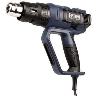 Pistola de aire caliente Ferm, 2000 W HAM1017P