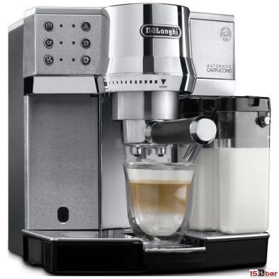 Cafetera eléctrica DeLonghi EC850.M