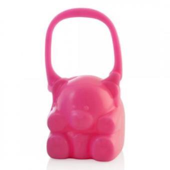Chupetes Holder Miniland rosa Pacikeeper