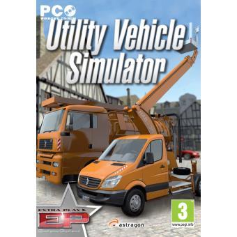 Utility Vehicle Simulator (pc cd) [importación Inglesa]