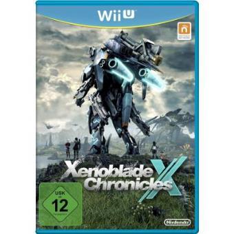 Xenoblade Chronicles X - Standard Edition [Importación Alemana]