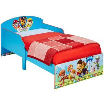 Cama Infantil Patrulla Canina 145x59x77 Cm Azul WORL268006, Cama Para Niños,  Los Mejores Precios | Fnac