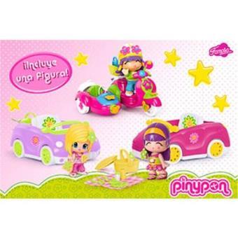 Pinypon coche picnic o moto