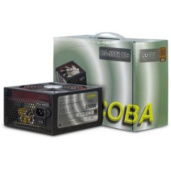 Inter-Tech Coba CS-550it 82+ - Fuente de alimentación