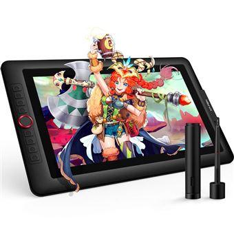 Tableta Gráfica XP-Pen Artist 15.6 Pro - 15.6 Pulgadas con Función Inclinación y 8 Atajos