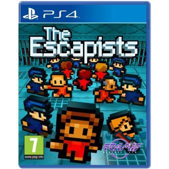 The Escapists (playstation 4) [importación Inglesa]