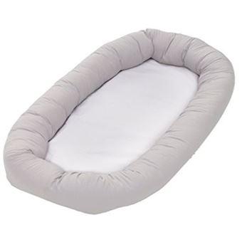 Cuna Nido Cuddle Nest BabyDan, Modelo Gris