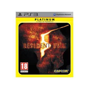Resident Evil 5 - Platinum -  Playstation 3