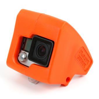 Funda / Carcasa flotante para cámara deportiva GoPro4. ¡Mosquetones y correa incluidos! - DURAGADGET