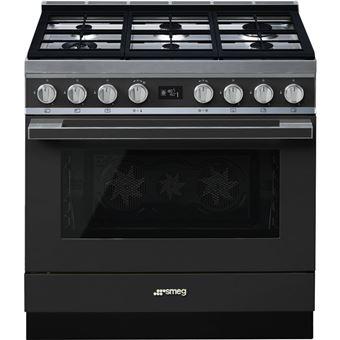 Cocina Eléctrica Smeg CPF9GMAN