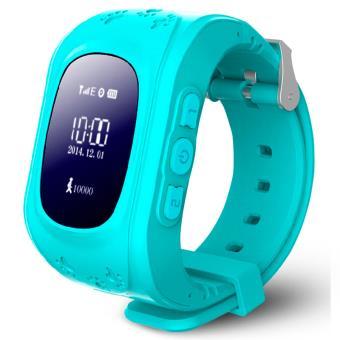 Security Localizadores G36 Azul Gps Reloj Kids Y Yfg7b6y
