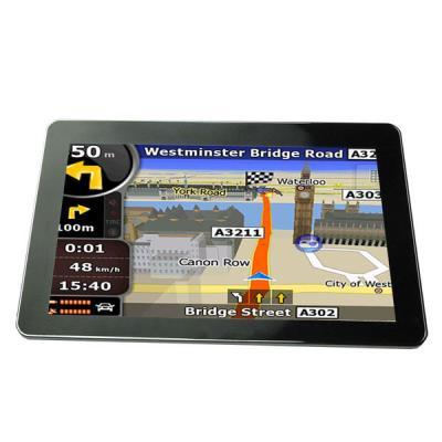 Navegador GPS de 7' Tactil con Bluetooth, Mapas Europa + Radares